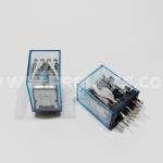 Relay Omron MY4 Coil 220VAC 4C 5A