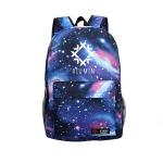 กระเป๋าสะพาย กระเป๋าเป้สะพายหลัง กระเป๋านักเรียน EXO XIUMIN