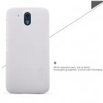Case HTC Desire 526 ยี่ห้อ Nillkin รุ่น Super Frosted สีขาว