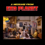อัลบั้ม #EXO - Album Vol.4 Repackage [THE WAR: The Power of Music] (Chinese Ver.)