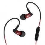 หูฟัง Fischer Audio Omega Spark เสียงใสฟังสบาย รายละเอียดครบจัดเต็ม แบบคล้องหู มีไมค์ใช้กับ Smartphone