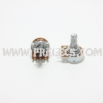 Volume 100KA 1ชั้น แกน17mm (Potentiometer)