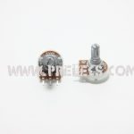 Volume 500KA 1ชั้น แกน17mm (Potentiometer)
