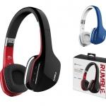 หูฟัง Mee Audio (Meelectronics) Air Fi Rumble Onear Bluetooth บลูทูธ ไร้สาย เบสแน่นฟังสนุก รายละเอียดคมชัด รูปทรงทันสมัยถูกใจวัยรุ่น