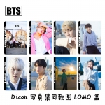 LOMO Card BTS - Dicon