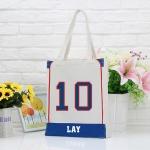 กระเป๋าผ้า EXO LAY 10