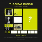 อัลบั้ม #BigBang : #SeungRi - Album Vol.1 [THE GREAT SEUNGRI] Ver. Melon