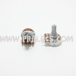 Volume 100KB 1ชั้น แกน17mm (Potentiometer)