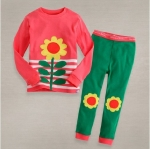 PXC019 เสื้อผ้าเด็ก ชุดนอน baby Gap งานส่งออก USA เหลือ Size 2Y