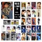 ชุดรูป LOMO #GOT7 7 FOR 7 : Jung Young (30รูป)