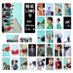 รูป LOMO #MONSTA X SHINE FOREVER (30รูป)