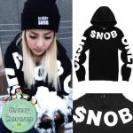 เสื้อฮู้ด SNOB แบบ Dara
