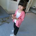 กางเกงเด็กสีดำ [size 2y-3y-4y-5y-6y]