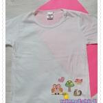 เสื้อยืดเด็ก ลายนกฮูก แบบที่ 8 Size M