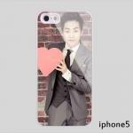 EXO XIUMIN เคส iphone 4s/5s