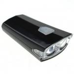 ไฟหน้า Raypal ,RPL-2251 ชาร์จ USB มีสีดำ