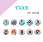 Pop Socket ที่ติดโทรศัพท์ตั้งได้ TWICE - Summer Nights (เมมเบอร์)