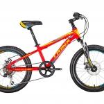 จักรยานเสือภูเขา TRINX JUNIOR 3.0,7 สปีด วงล้อ 20 นิ้ว 2019