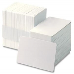 ไอเดีย การ์ด บัตรพลาสติกเปล่าสีขาว พิมพ์บัตรได้