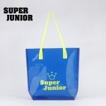 กระเป๋าSuperJunior SJ/สีน้ำเงิน