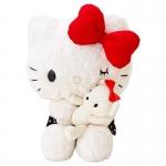 """ตุ๊กตาเฮลโหลคิตตี้ Sanrio Japan Hello Kitty """"sketch"""" Plush Doll 34cm"""