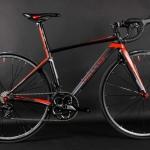 จักรยานเสือหมอบ Twitter Miracle ชุดขับ 105 22สปีด ล้อแบร์ริ่ง 700c ตะเกียบฟูลคาร์บอน