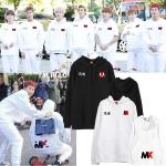 เสื้อฮู้ด (Hoodie) MONSTA X - 迅速 MX