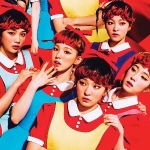 Pre]Red Velvet - Album Vol.1 [The Red] + Poster