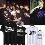 เสื้อยืด (T-Shirt) GOT7 TURBULENCE in USA 2017