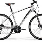 จักรยานไฮบริด MERIDA CROSSWAY 100 ,27สปีด ดิสน้ำมัน 2018