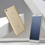 XIAOMI MI MAX2 4GB+64GB(GOLD) แถมเคสใส , ฟิมกระจกแบบเต็มจอ