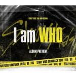 อัลบั้ม #Stray Kids - Mini Album Vol.2 [I am WHO] (Random Ver.)