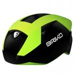 หมวกจักรยานแอร์โรว์ BRIKO BH0010 GASS Helmets Model: 322337