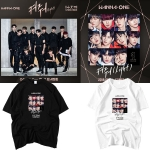 เสื้อยืด (T-Shirt) WANNA ONE - UNDIVEDED