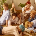 โปสเตอร์ Official [#BTS] #LOVE_YOURSELF 承 'Her' Concept Photo L version