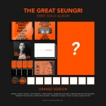 อัลบั้ม #BigBang : #SeungRi - Album Vol.1 [THE GREAT SEUNGRI] Ver. Orange