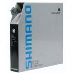 สายในเกียร์ SHIMANO แสตนเลส 1.2 x 2100MM (กล่องละ 100 เส้น)Y60098520