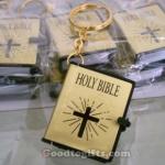 พวงกุญแจพระคัมภีร์ไบเบิลจิ๋ว