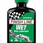 น้ำมันหยอดโซ่แบบเปียก Finish Line Wet Lubricant (2-Ounce Bottle)60มล