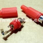 RCA Plug Red (อย่างดี)