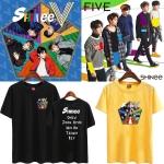 เสื้อยืด (T-Shirt) SHINee - FIVE