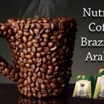 กาแฟอาราบิก้า Nutrinal Coffee Brazillian Arabica ผลิตภัณฑ์กาแฟ บราซิลเลี่ยน อาราบิก้า ( 30 ซอง )