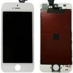 เปลี่ยนจอ iPhone 5 หน้าจอแตก ไม่เห็นภาพ ทัสกรีนกดไม่ได้ งาน AAA