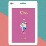 VIXX - Single Album Vol.5 [Zelos] (Smart Music Album)
