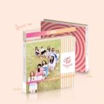 อัลบั้ม #TWICE - Mini Album Vol.3 (Apricot ver. / A ver.)