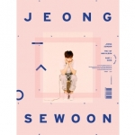 อัลบั้ม #Jung Se Woon - Mini Album Vol.1 [EVER] (Glow Ver)