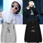 เสื้อฮู้ด (Hoodie) Hijacking! แบบ Jinyoung WANNA ONE