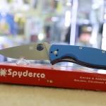 Spyderco Tenacious C122GPBL