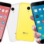 สมาร์ทโฟน Meizu M1 Note หน้าจอ 5.5 นิ้ว แรม2GB รอม16GB