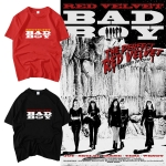 เสื้อยืด (T-Shirt) Red Velvet - Bad Boy